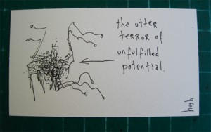 unfulfilled potential